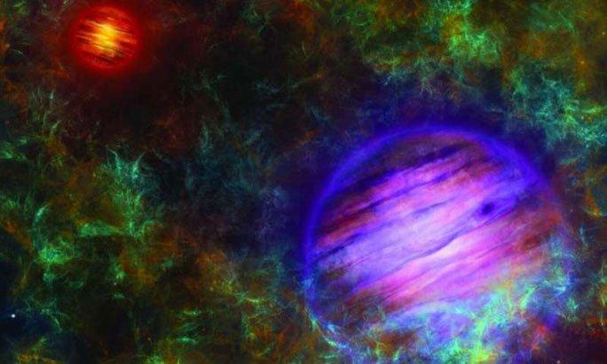 Phát hiện 2 hành tinh gấp ngàn lần Trái đất, sinh ra từ hư không
