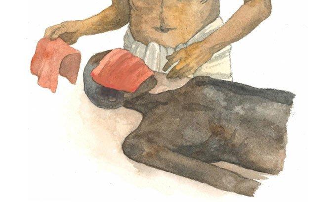 Phát hiện bản hướng dẫn ướp xác 3.500 năm tuổi của Ai Cập
