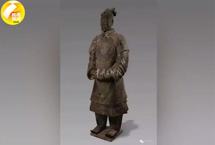 Phát hiện chấn động về đội quân đất nung trong lăng mộ Tần Thủy Hoàng