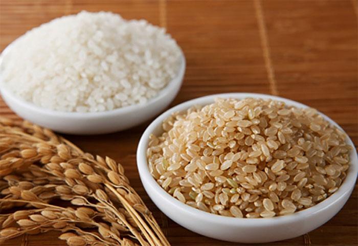 Phát hiện chất chống lão hóa trong gạo