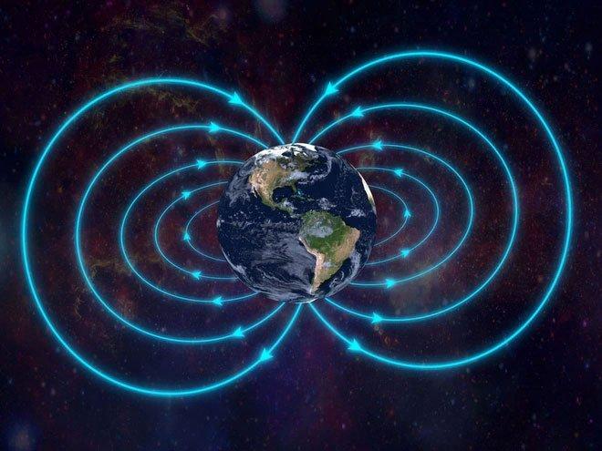 Phát hiện chu kỳ 200 triệu năm bí ẩn liên quan đến từ trường Trái đất
