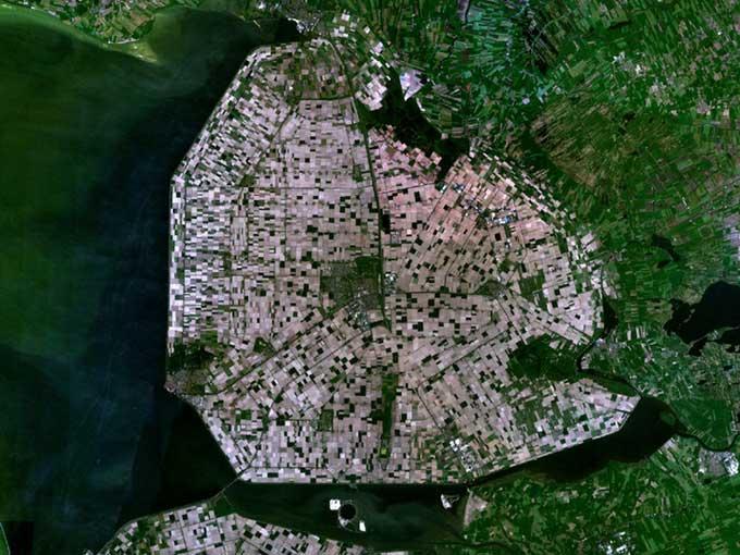 Phát hiện dấu tích 4 ngôi làng Trung Cổ chìm dưới nước