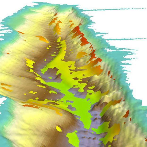 Phát hiện dấu tích kinh ngạc của sóng thần Indonesia dưới đáy biển