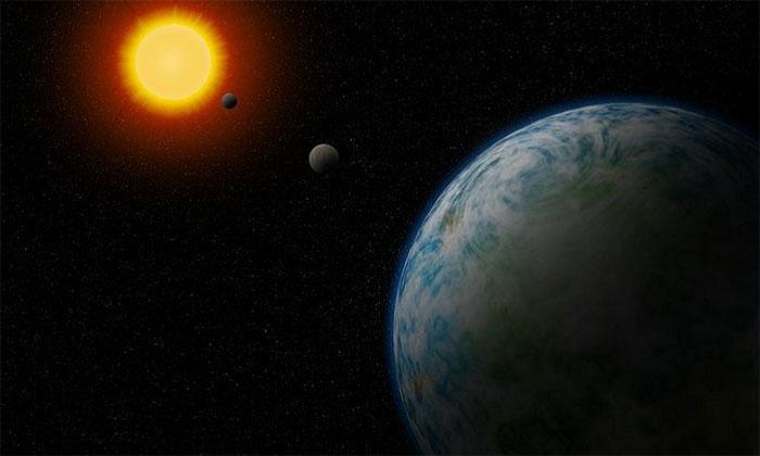 Phát hiện hai siêu Trái Đất nằm trong vùng ở được