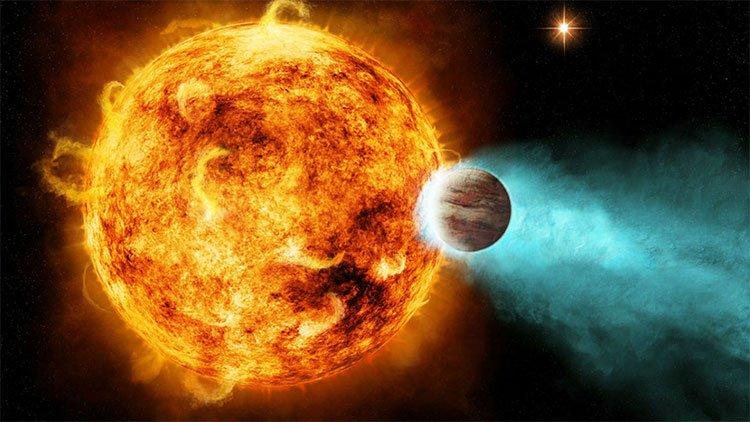 Phát hiện Hải vương tinh siêu nóng đầu tiên