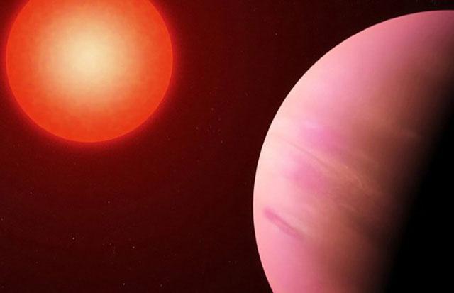 Phát hiện hành tinh lớn gấp hai lần Trái Đất có thể chứa nước