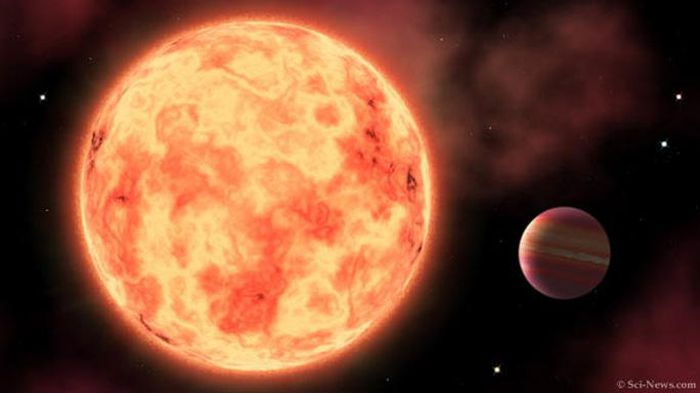 Phát hiện hành tinh mới đáng sợ có bầu trời sắt''