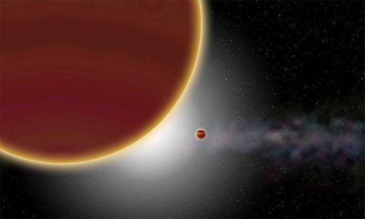 Phát hiện hành tinh mới trong quỹ đạo của ngôi sao trẻ Beta Pictoiris