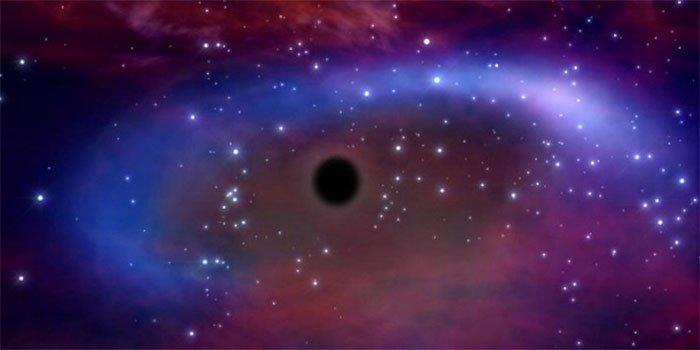 Phát hiện hố đen lớn gấp 40 tỷ lần Mặt Trời