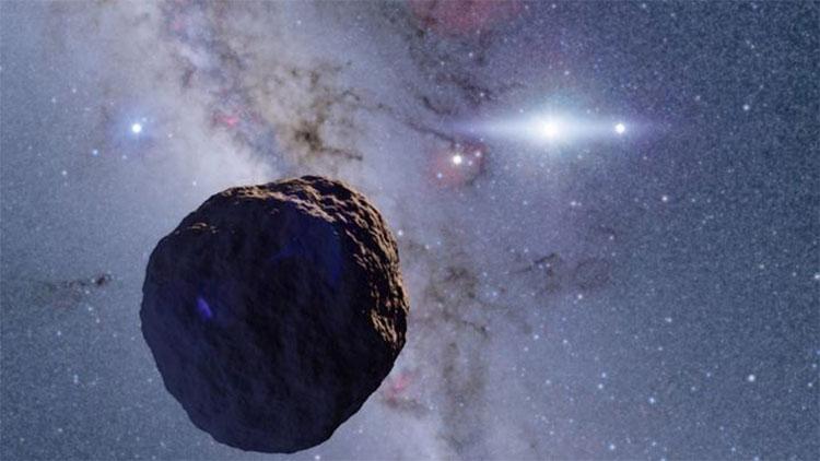 Phát hiện hòn đá không gian bí ẩn giữ bí mật của hàng loạt hành tinh