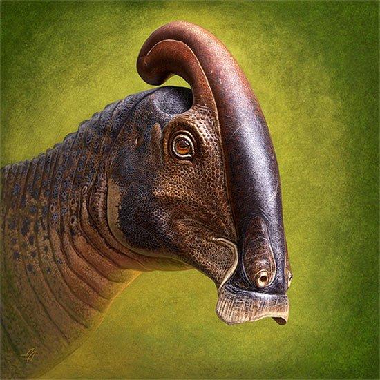 Phát hiện hộp sọ khủng long mào ống đầu tiên sau 97 năm