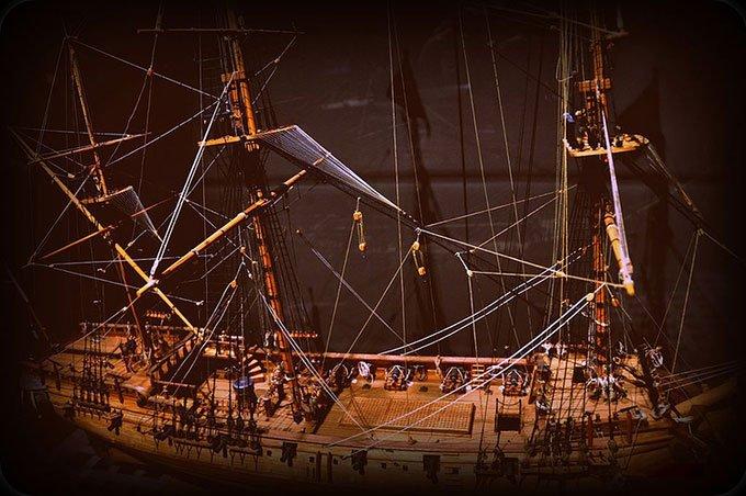 Phát hiện khối kết hạch chứa hài cốt cướp biển