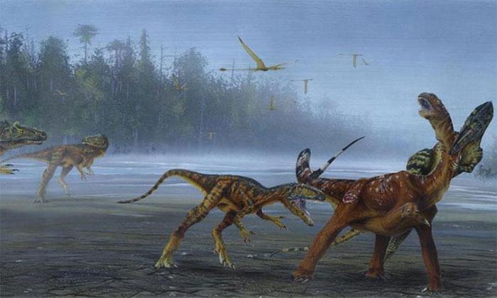 Phát hiện loài quái dị long cổ xưa nhất