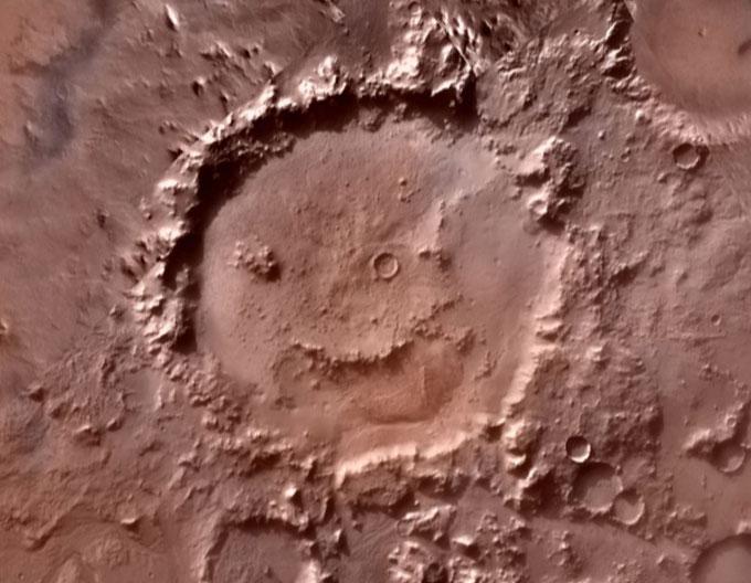 Phát hiện loạt dấu vết của lốc xoáy bụi trên sao Hỏa