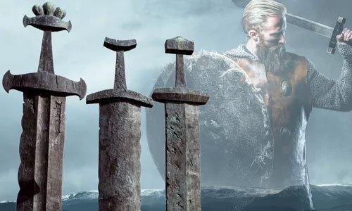 Phát hiện mảnh vỡ của 100 thanh kiếm cổ
