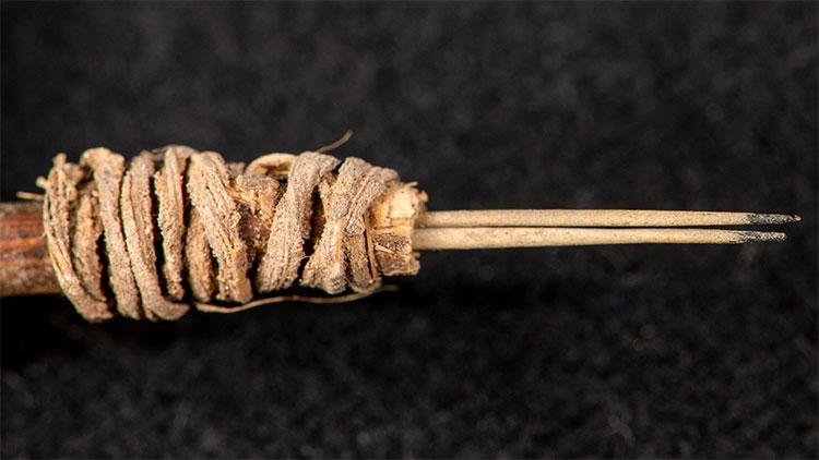 Phát hiện máy xăm hình cổ xưa nhất