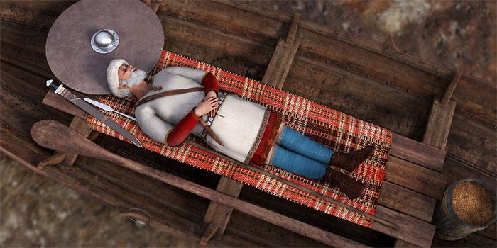 Phát hiện mộ thuyền nghìn năm xếp chồng lên nhau