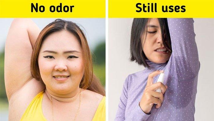 Phát hiện một loại gene liên quan đến mùi... hôi nách
