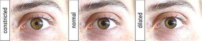 Phát hiện người đầu tiên trên thế giới có khả năng điều khiển đồng tử mắt hoàn toàn chủ động