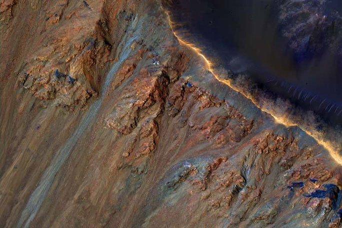Phát hiện nơi sinh vật ngoài hành tinh có thể ẩn nấp, gần đến khó tin