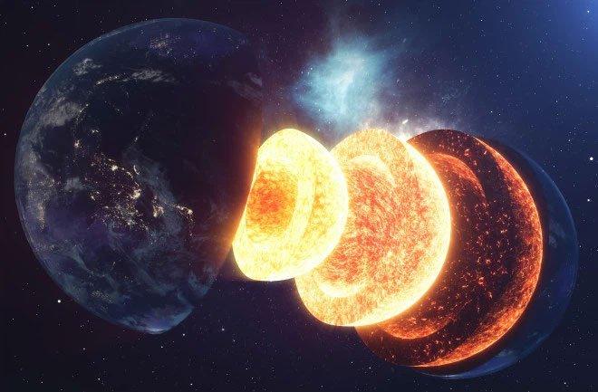 Phát hiện ra lớp vỏ thứ 5 của Trái đất, có thể khiến giới khoa học viết lại sách Địa lý