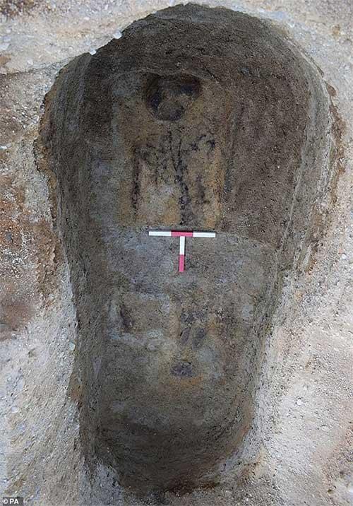 Phát hiện rùng rợn về ngôi mộ của hồn ma 1.400 tuổi