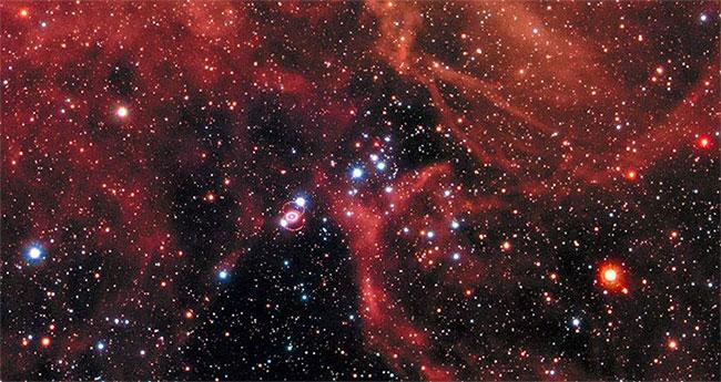 Phát hiện sao neutron ẩn mình suốt 30 năm