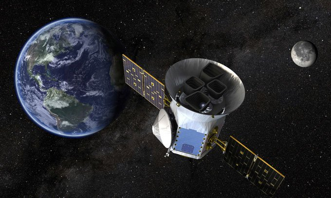 Phát hiện siêu Trái đất nóng gần 800 độ C