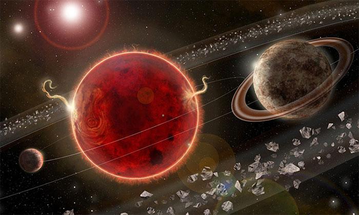 Phát hiện siêu Trái Đất rất gần hệ Mặt Trời