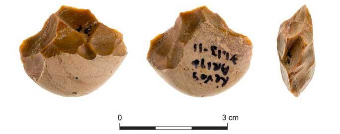 Phát hiện sốc từ gia tài của loài người ma 2,6 triệu tuổi