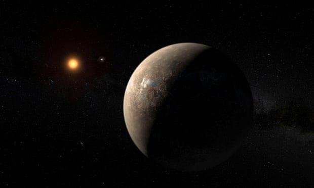 Phát hiện sóng bí ẩn có thể từ ngôi sao gần Mặt trời nhất