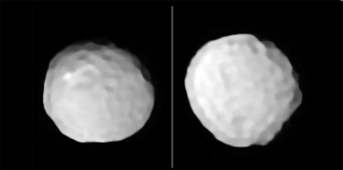 """Phát hiện tiểu hành tinh """"bạo lực"""" nhất trong lịch sử Hệ Mặt trời"""