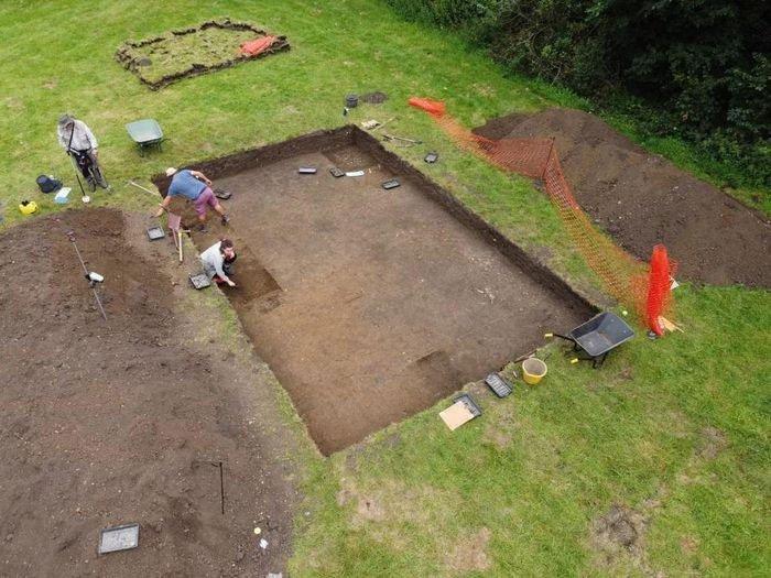 Phát hiện tu viện mất tích của nữ hoàng Anh quyền lực ở thế kỷ thứ 8