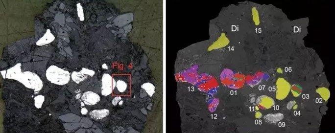 Phát hiện vật chất ngoài hành tinh ẩn mình cạnh biển Chết