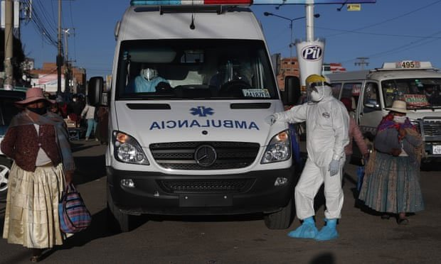 Phát hiện virus lạ gây chết người ở Bolivia