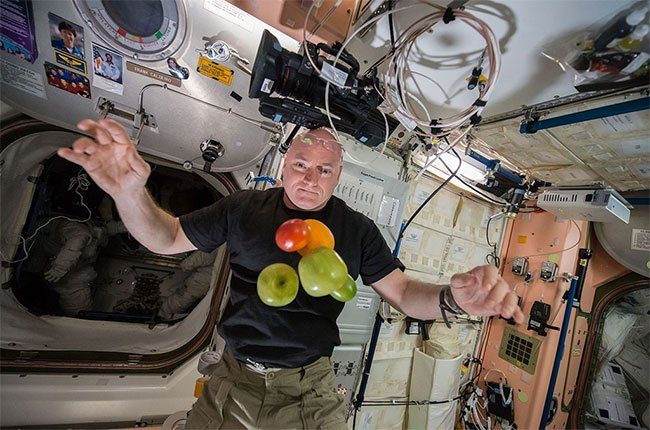 Phi hành gia chia sẻ kinh nghiệm cách ly trên vũ trụ
