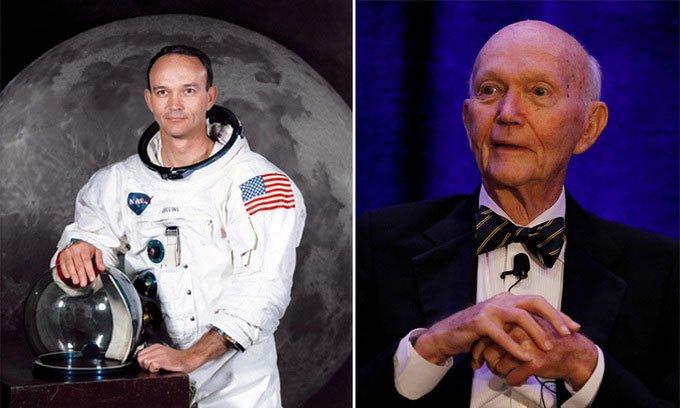Phi hành gia trong sứ mệnh Apollo 11 qua đời