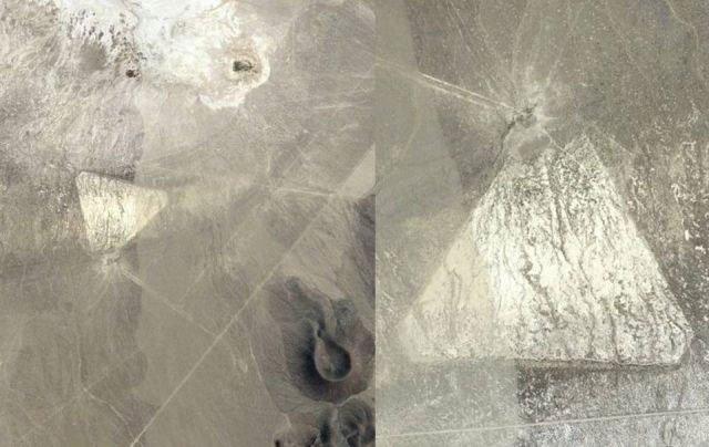 Phi thuyền người ngoài hành tinh rơi xuống sa mạc tại Mỹ?