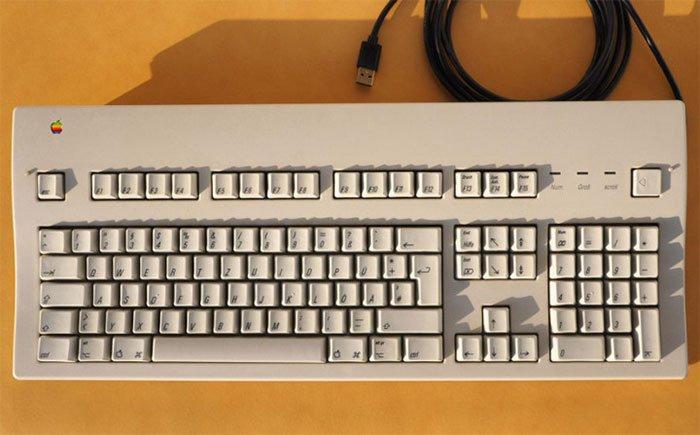 Phím số trên PC và laptop xuất hiện từ khi nào?