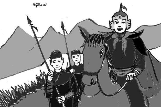 Phò mã Đại Việt 2 lần đánh bại Đế quốc Angkor là ai?