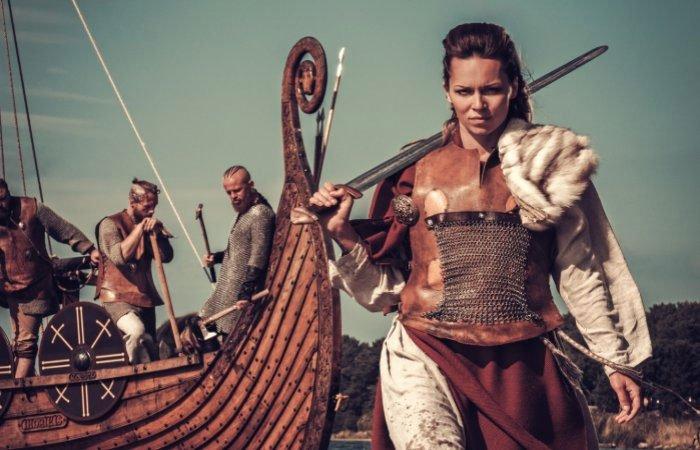Phụ nữ Viking quyền uy khiến cánh mày râu cũng phải kiêng nể