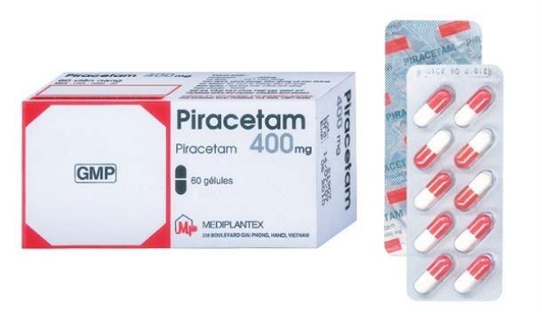 Piracetam là thuốc gì?