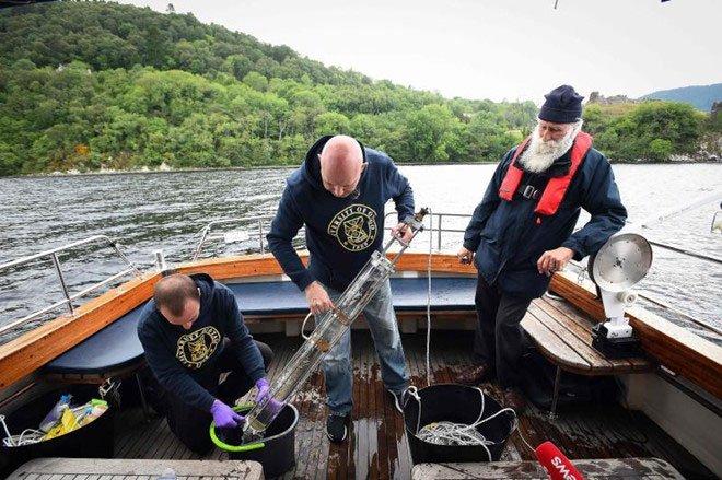 Quái vật hồ Loch Ness có thể là một con lươn khổng lồ