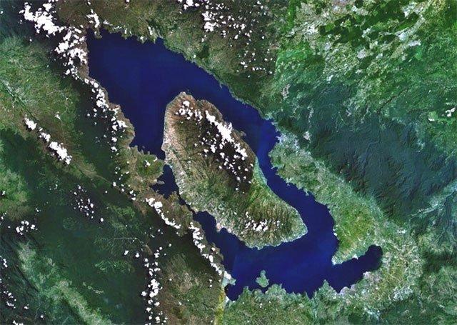 Quái vật lửa đang ngủ ở Đông Nam Á từng khiến loài người ngừng phát triển