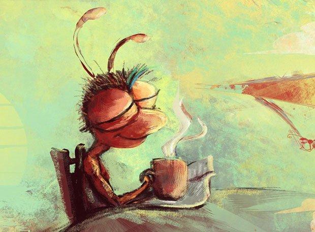 Quên cafe chồn đi, bây giờ còn có cả cafe kiến cực độc mà có tiền cũng chưa chắc mua được