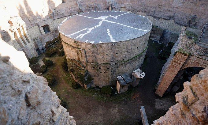 Rome hoàn tất dự án phục hồi lăng mộ hơn 12 triệu đô