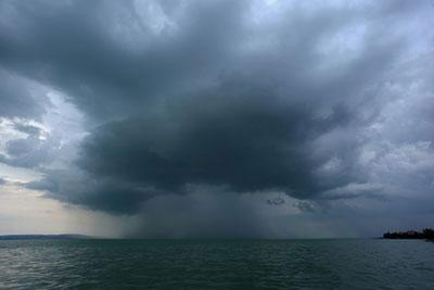 Sa mạc nơi sản sinh những cơn bão kinh hoàng nhất