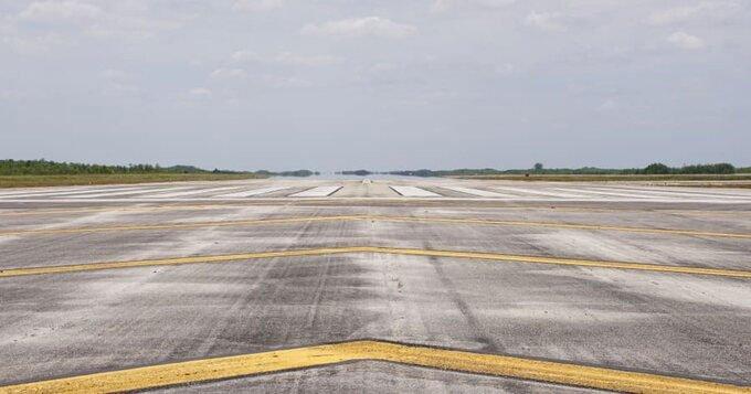 Sân bay vĩ đại nhất thế giới chưa từng tồn tại