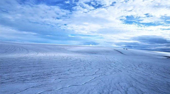 Sao Hỏa cổ đại có thể đã được bao phủ trong các tảng băng