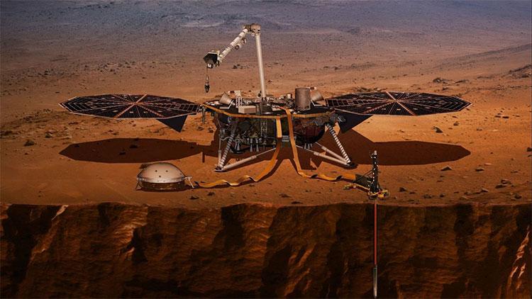 Sao Hỏa sắp đón khách từ Mỹ